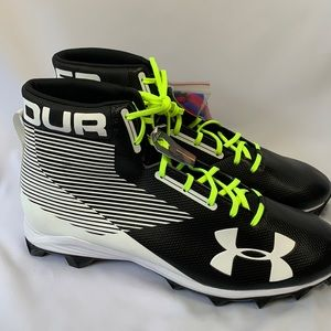 Under Armour Cleat Hightop Shoes